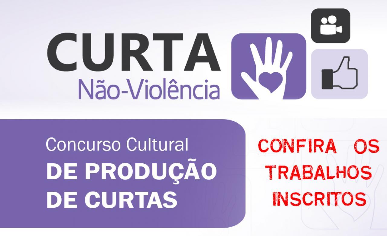 Inscritos no Concurso Cultural de Curtas 2018