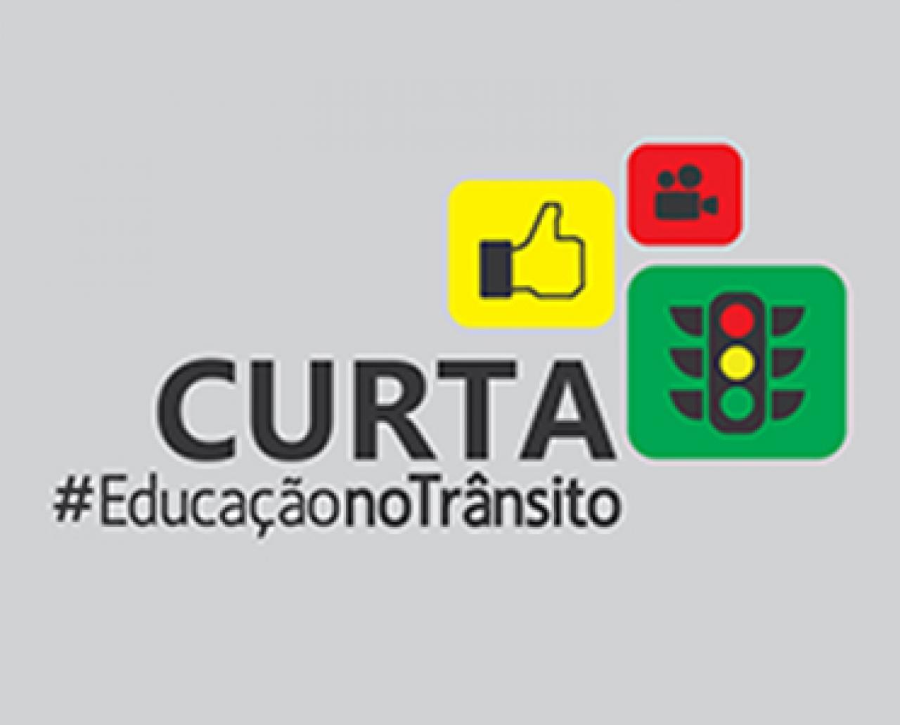 Cerimônia lança a campanha Curta #EducaçãonoTrânsito