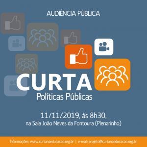 Audiência Pública - Políticas Públicas