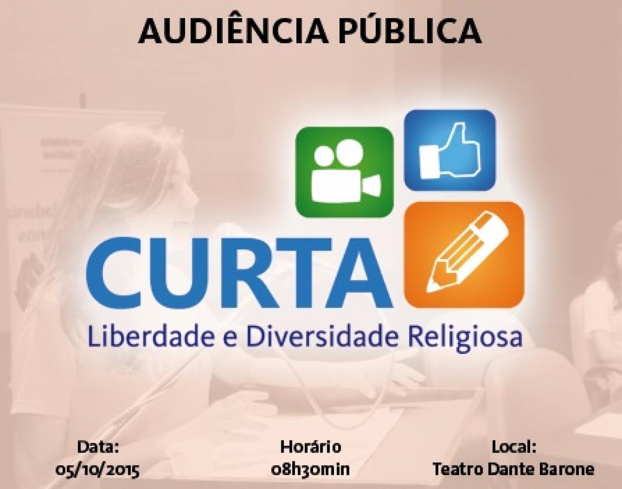 Audiência Pública - Liberdade e Diversidade Religiosa