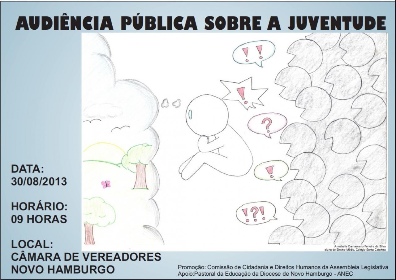 Audiência Pública sobre a Juventude