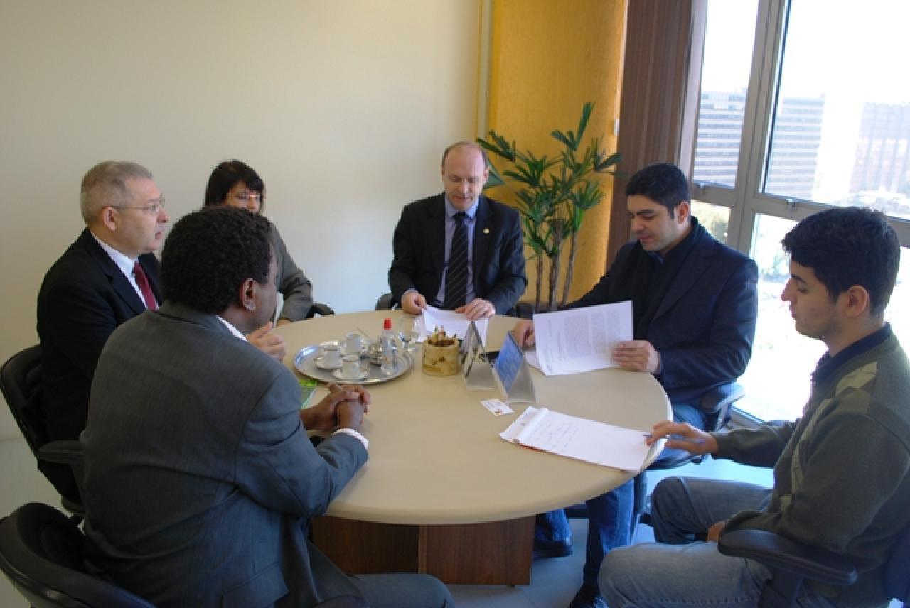 Secretaria da Justiça e dos Direitos Humanos do RS é parceira do Projeto Curta na Educação